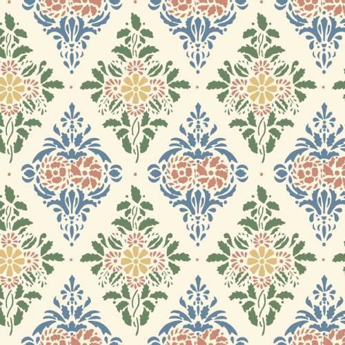 Duro Wallpaper - Gästgivars - Multi