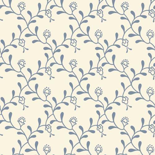 Duro Wallpaper - Elsagården - Blue