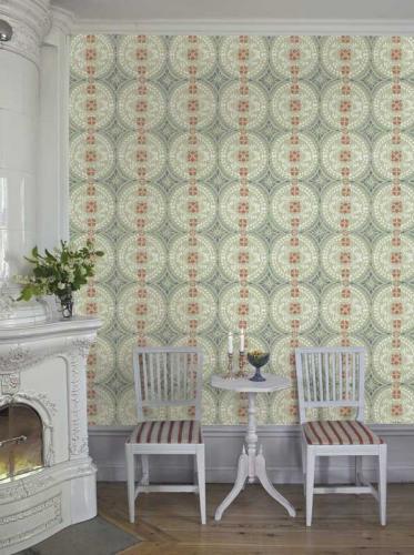Duro Wallpaper - Oskar - Green