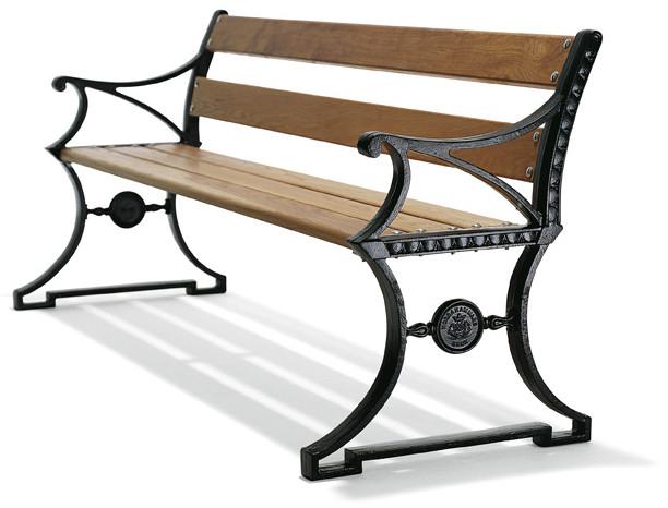 Garden Sofa - Spånhult oak