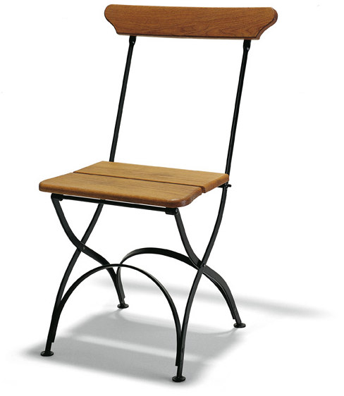 Flap Chair - Garden oak