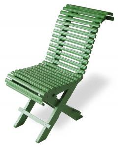 Garden Chair green - 1800s - old syle - oldschool fashioned