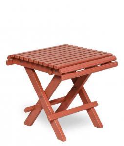 Garden footstool - 1800s