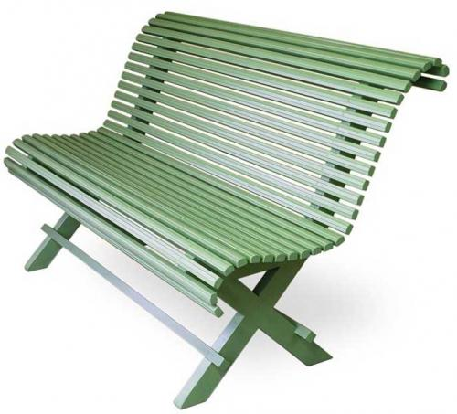 Garden Sofa - 1800s