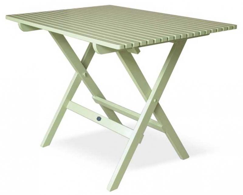 Green Garden Table - Jugend, foldable, 75 cm