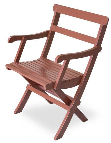 Garden Chair - 1920s, foldable