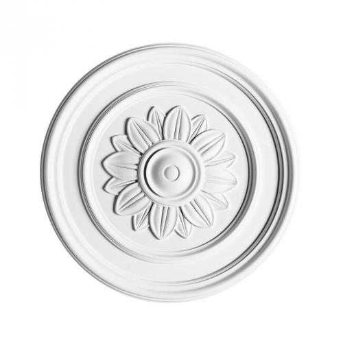 Ceiling Rose - Orac R46 - old fashioned style - classic style - vintage interior - oldschool style