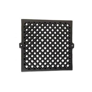 Cast Iron Ventilation Grid - 120 mm - oldschool style - old fashioned interior - retro