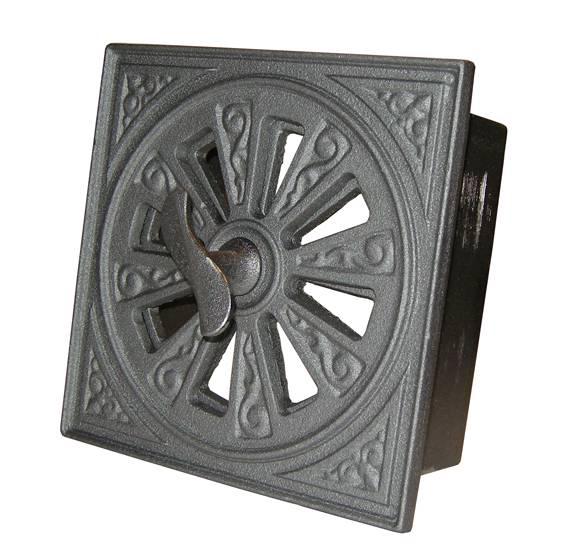 Rosette Valve - Cast Iron