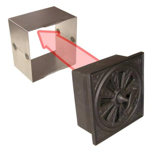 Mounting Frame - For Rosette Valve