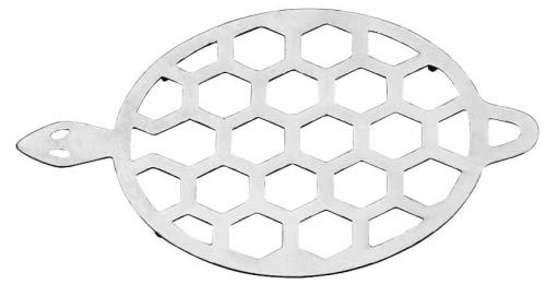 Trivet Turtle Silver - old style - vintage interior - classic style - retro