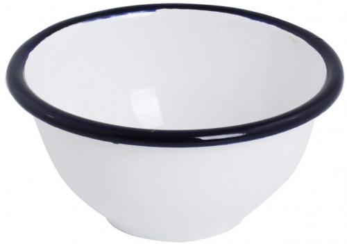 Bowl - Enamel 11 cm
