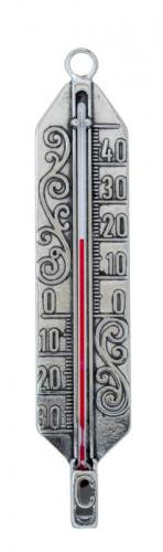 Old style Thermometer - Silver