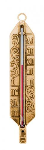 Thermometer - Brass