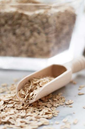 Tea scoop - Beechwood