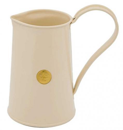 Jug 1,8 L - Flower vase creme