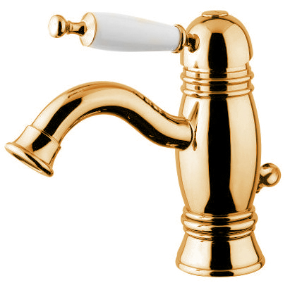 Bathroom Faucet - Oxford II brass