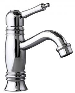 Washbasin Mixer - Oxford Mini Chrome