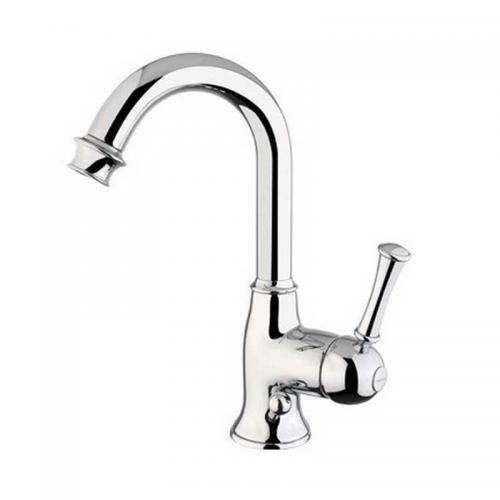 Washbasin Mixer - Denver bow chrome
