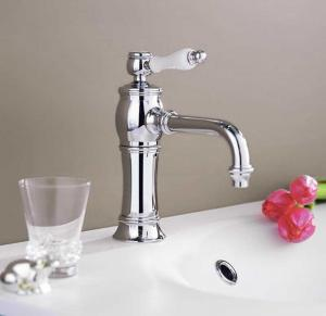 Washbasin Mixer - Horus Eloise single lever