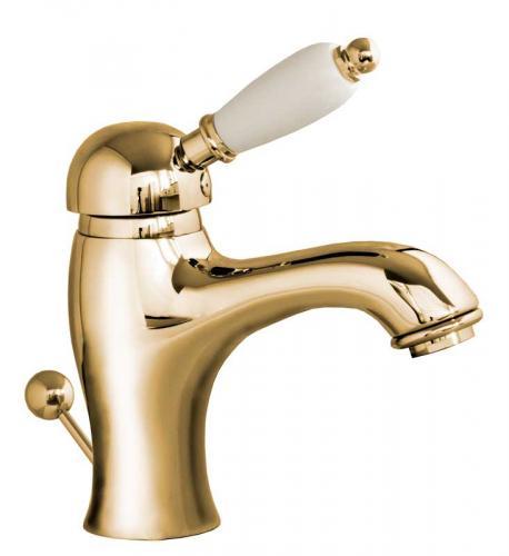 Washbasin Mixer - Paddington brass