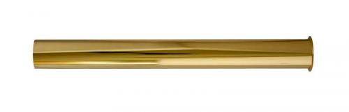 Drain pipe 32/300 mm for water trap - Brass