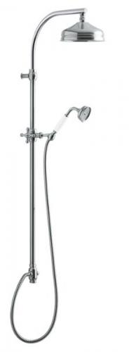 Shower Kit - Maxima Low without mixer - old fashioned style - retro - classic style