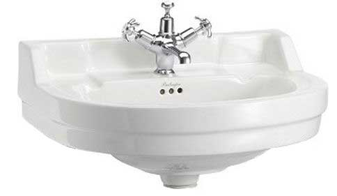 Wash basin Burlington - Rounded Edwardian 56 cm