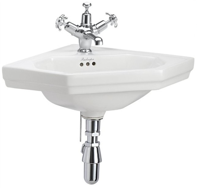 Wash basin - Burlington corner basin