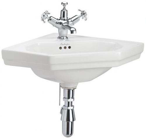 Wash basin - Burlington corner basin - old classic interior - oldschool style - retro