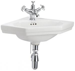 Wash basin - Burlington corner basin