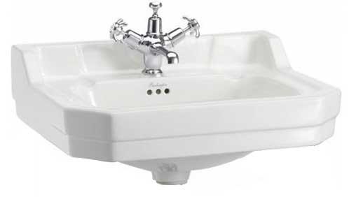 Wash basin Burlington - Edwardian 56 cm