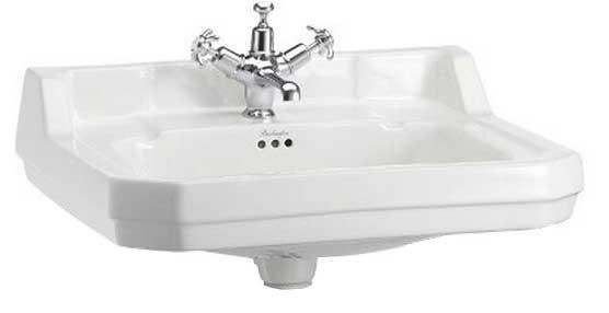 Wash Basin - Burlington Edwardian basin 61 cm
