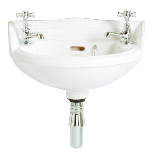 Wash Basin - Heritage Dorchester mini 47 cm - old fashioned style - classic interior - retro - vintage style