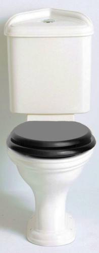 WC - Heritage Dorchester with corner cistern & seat