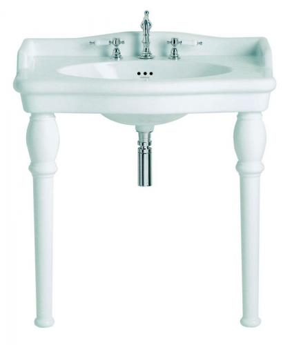New Victoria Wash Basin 86 cm with 3 tapholes