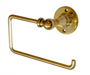 Toilet paper holder Sekelskifte - Brass