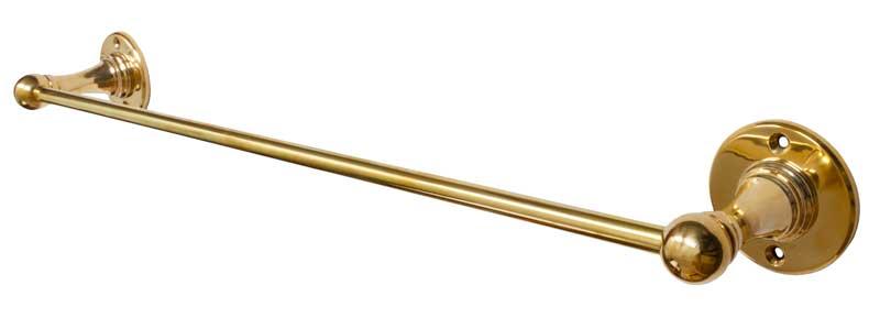 Towel Rail Sekelskifte - Brass 50 cm