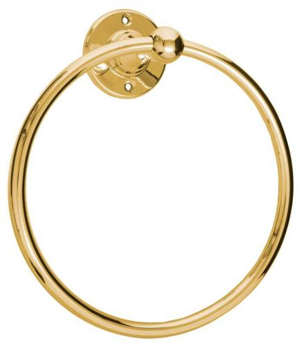 Towel Ring Sekelskifte - Brass