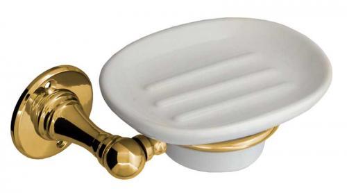 Soap dish Sekelskifte - Brass