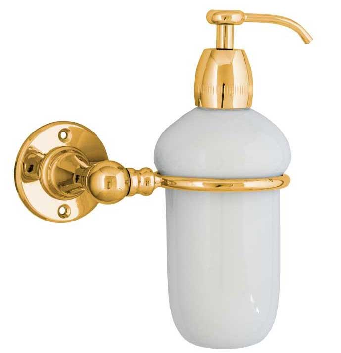 Soap dispenser Sekelskifte - Brass