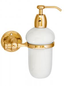Soap dispenser Brighton - Brass