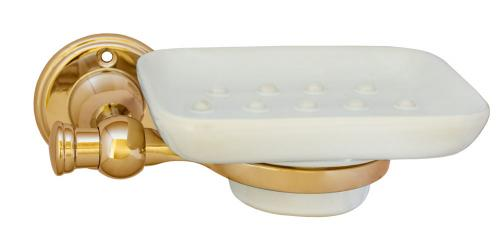 Old style soap dish Brighton - Brass - old style - classic interior - vintage style - old fashioned