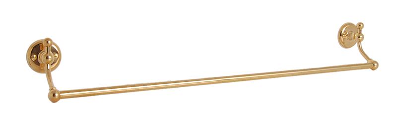 Towel Rail Haga Brass - 61 cm