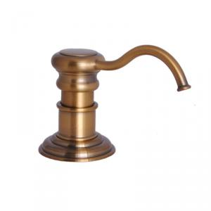Soap pump- Haga - Bronze