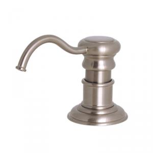 Soap pump - Haga - Matte nickel