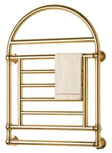 Towel Radiator - Crosby brass,  electrical connection