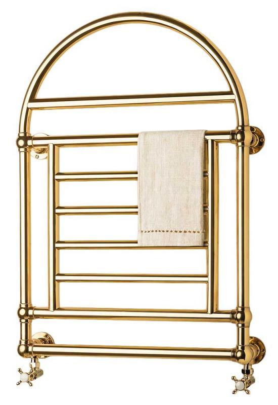 Towel Radiator - Crosby brass,  water heating