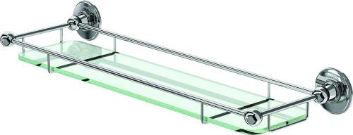 Glass Shelf - Burlington 55 cm - old fashioned - old style - classic interior