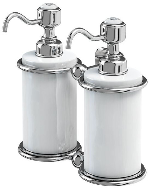 Soap Dispenser Double - Burlington
